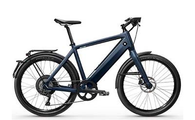 Stromer ST1x speed pedelec leasen