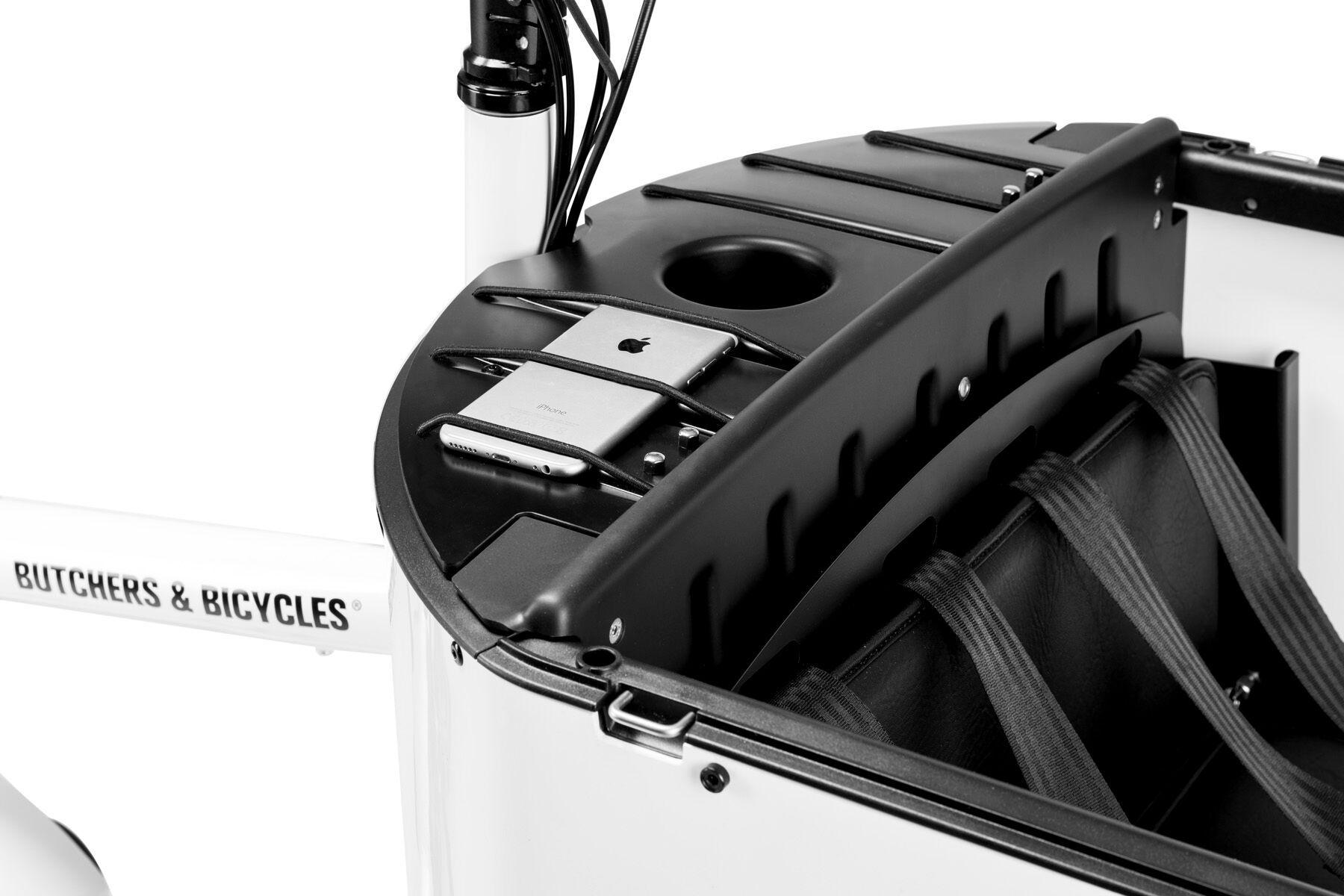 Telefoonopberging Butchers & Bicycles MK1-E